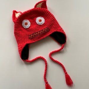 Firefly Cute Monster Winter Hat Toque